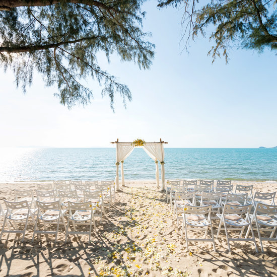 Is It OK to Join an Outdoor Wedding?