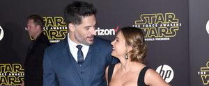 Sofia Vergara and Joe Manganiello Make Their Red Carpet Debut as a Married Couple