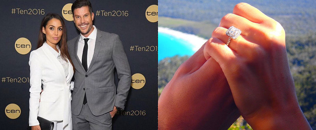 Breaking News: Snezana and Sam Are Engaged!