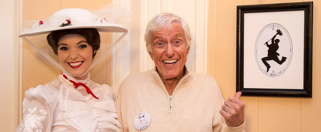 Dick Van Dyke Celebrates His 90th Birthday With a Mary Poppins Flash Mob
