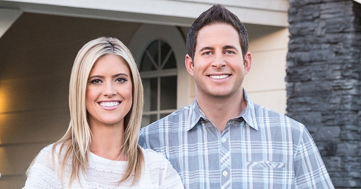 A flip or flop viewer discovered tarek el moussa 39 s cancer for How much are tarek and christina worth