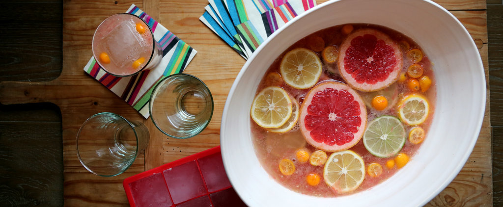 Party On (Minus the Sugar) With This 5-Citrus Punch