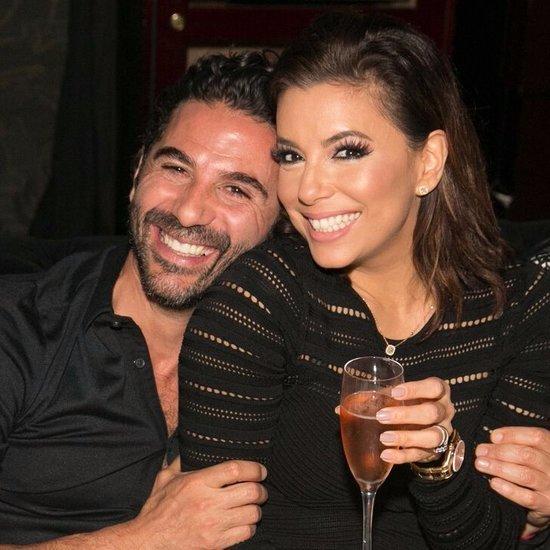 Eva Longoria and Jose Antonio Baston Engagement Party