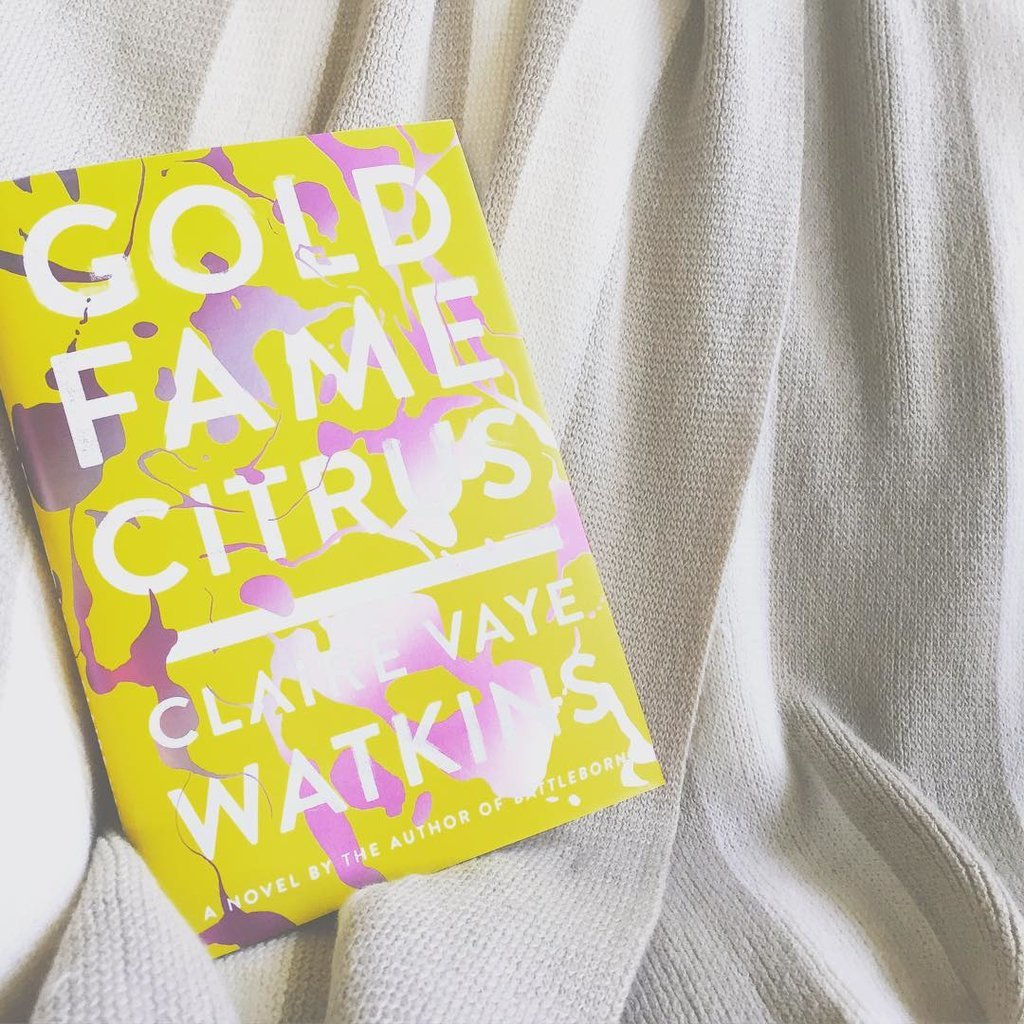Gold Fame Citrus was one of September's must reads.