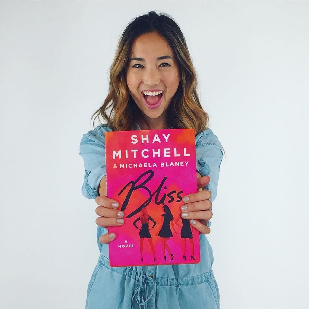 """""""We are so excited to read Bliss, can you tell??"""""""