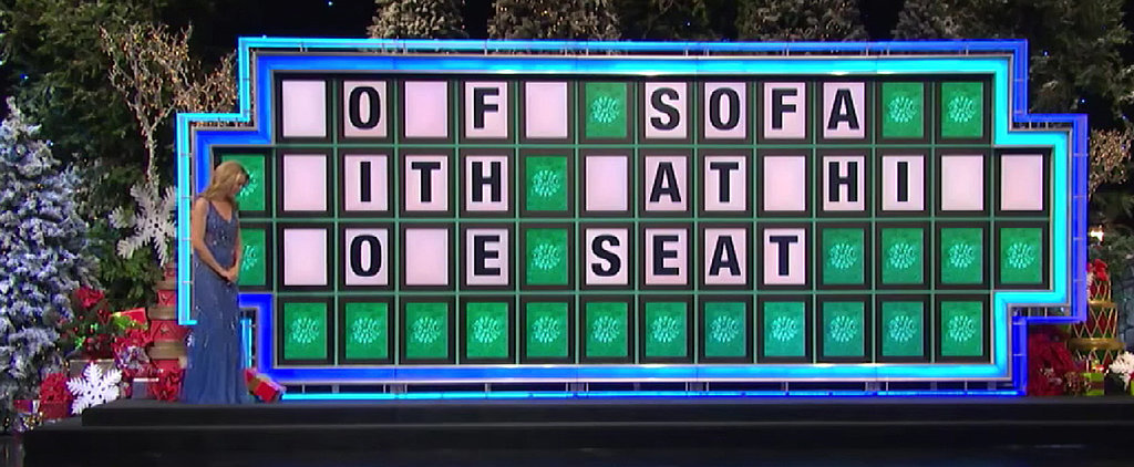Vanna White's Dress Caused a Wheel of Fortune Blooper You Need to See