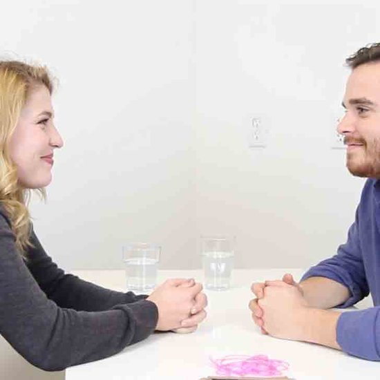 Strangers Try the 36-Question Love Test in Video