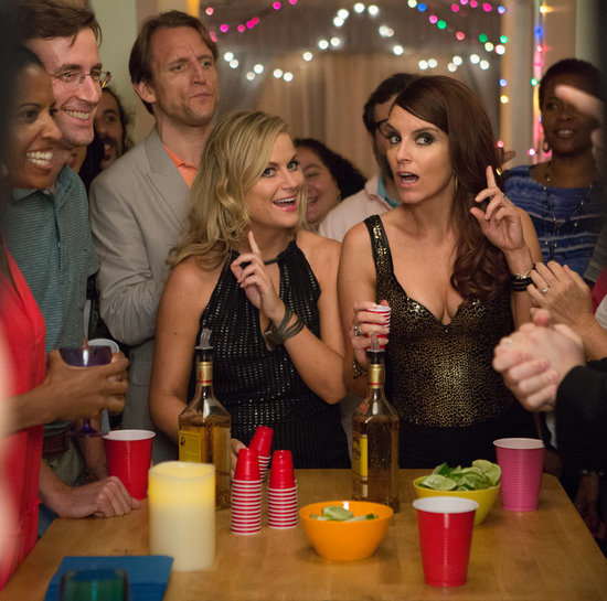 Tina and Amy's 34-Step Guide to Your Love Life