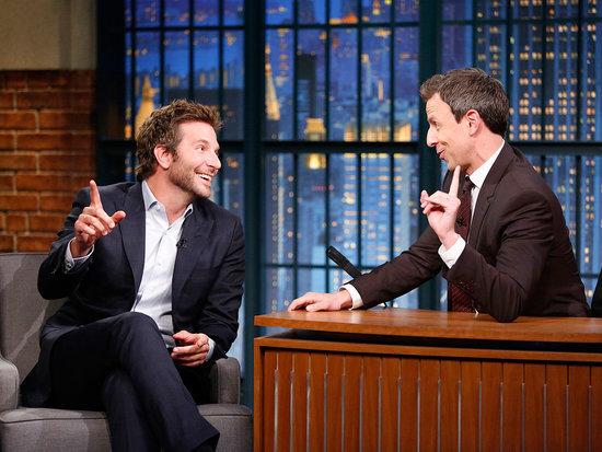 Bradley Cooper Reminisces About Wet Hot American Summer Sex Scene: 'I Remember We Left Our Socks On'