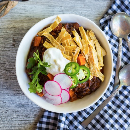 Healthy Chili Recipes — Paleo to Vegan