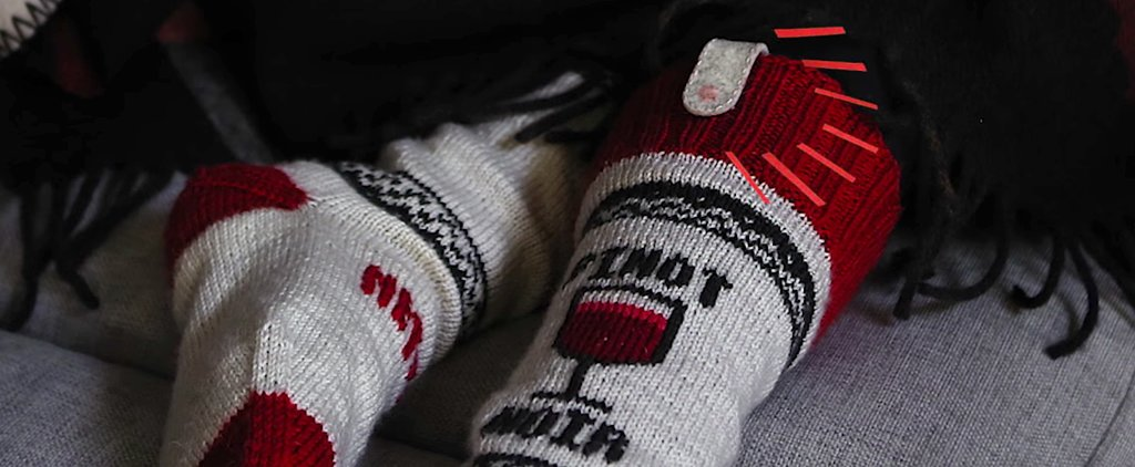 These Netflix Socks Can Pause Your Show When You Fall Asleep . . . Seriously