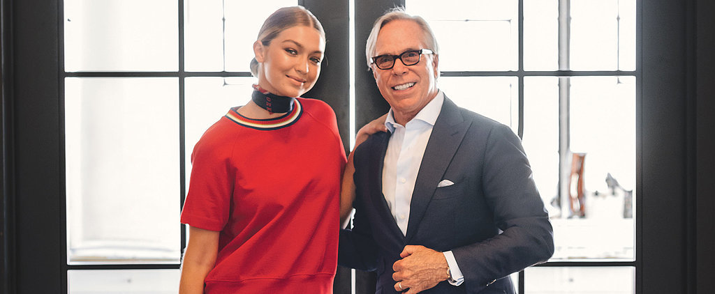 7 Reasons Gigi Hadid's Tommy Hilfiger Collection Will Be Out-of-This-World Good