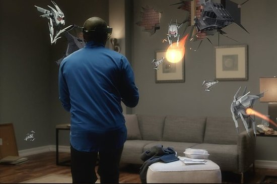 6 Thoughts I Had When I Strapped A HoloLens To My Face And Stared Into The Future