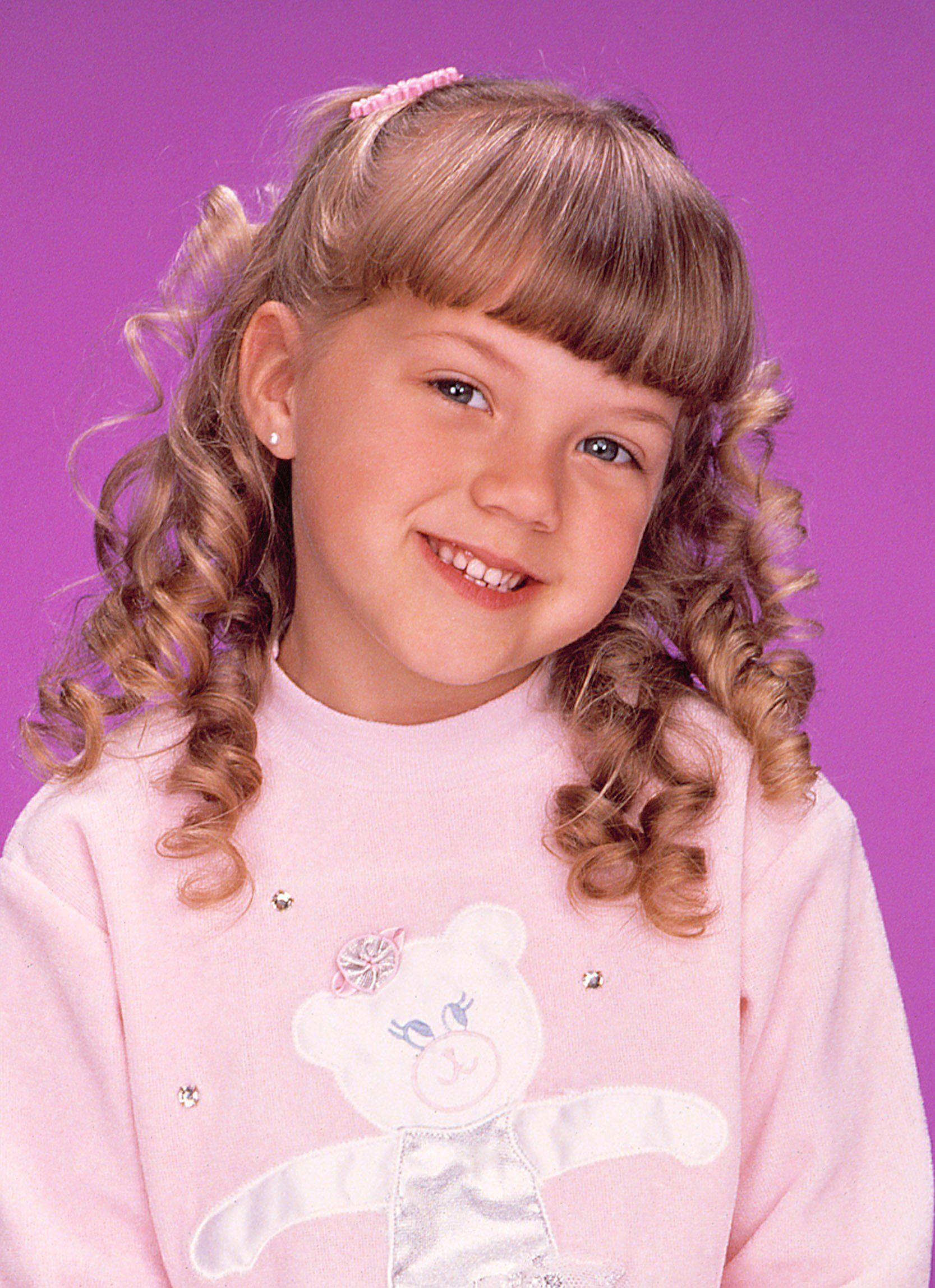 Stephanie from full house naked for that