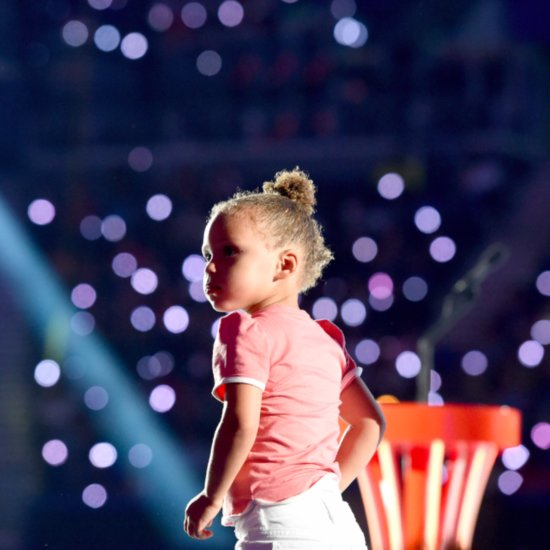Riley Curry Pictures 2015