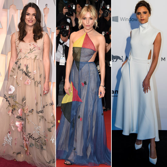 Best Dressed British Celebrity Women 2015