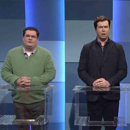 "SNL Skit ""Meet Your Second Wife"""