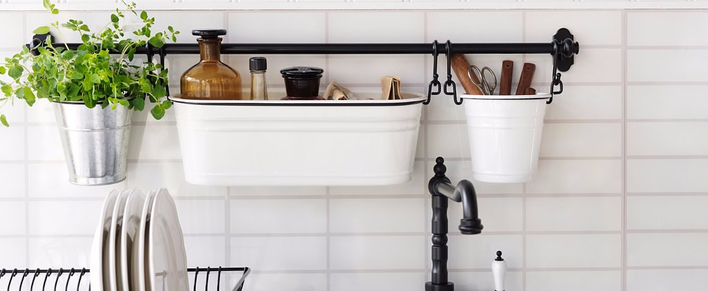 25 Storage Solutions So Chic You Won't Believe They're From IKEA