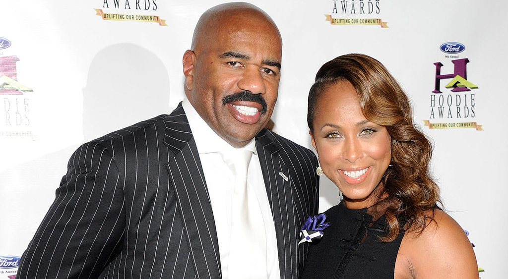 Steve Harvey's Wife Responds to His Miss Universe Mistake ...