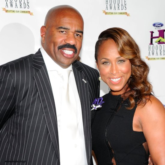 Steve harvey steve harvey s wife stands by him after his miss universe