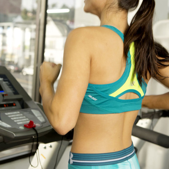 Fat-Blasting Interval Treadmill Workout