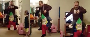 The Internet Is Freaking Out Over This Dad's Epic Christmas Prank