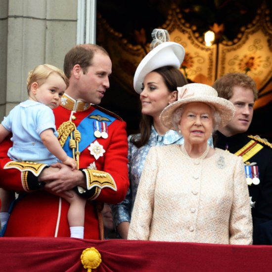 Plans For The Royal Family In 2016