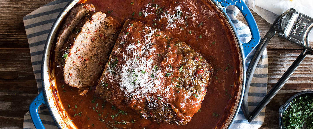 Italian Meat Loaf, Because This Retro Favorite Never Goes Out of Style