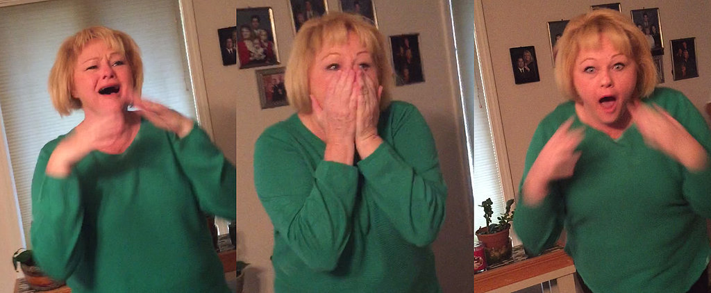 She Thinks Her Military Son Coming Home For the Holidays Is Exciting, But He Has a Big Surprise For Mom