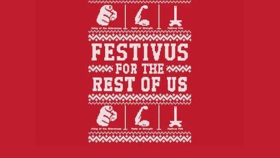 Celebrate Seinfeld's Holiday With The Best Of Festivus Memes