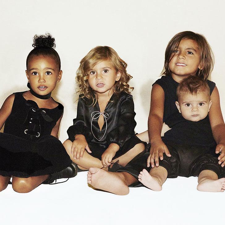 Kardashian Family Christmas Card 2015