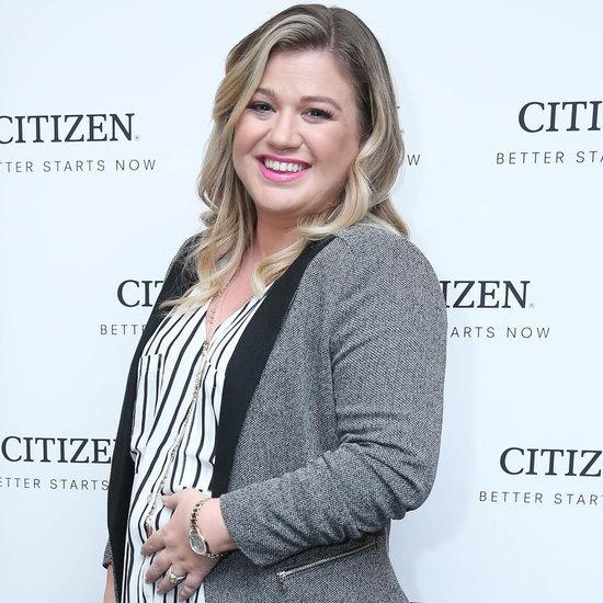 Kelly Clarkson's Christmas Instagram of Her Daughter, River