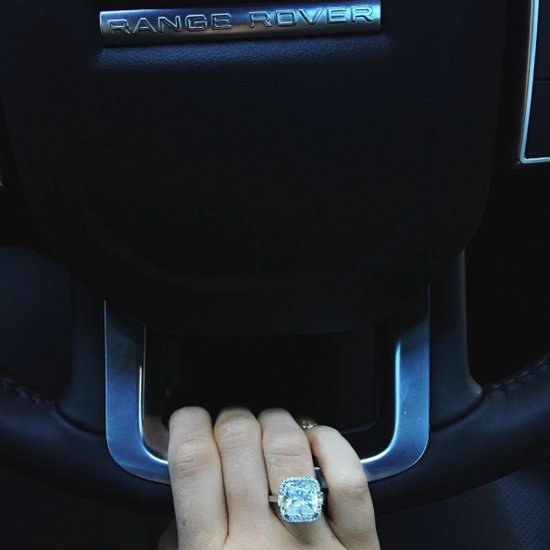 The 1 Thing We Can't Help But Notice About Kylie's Nonengagement Ring