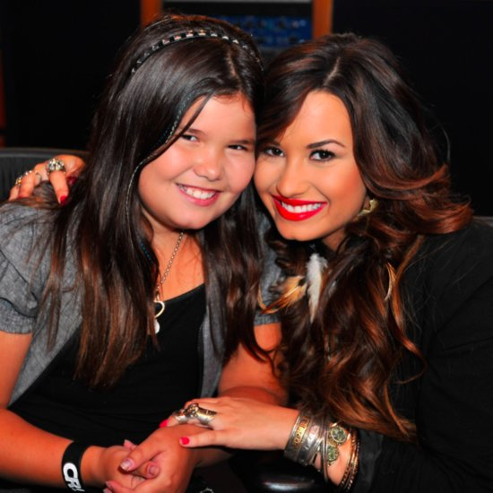 These Are Demi Lovato and Madison de la Garza's Best Sister Moments