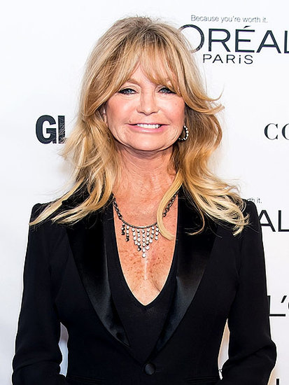 Goldie Hawn Knows the Secret of Happiness - and Wants to Share It