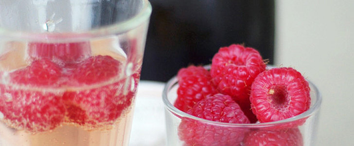 Make Your Glass of Bubbly Even Fancier