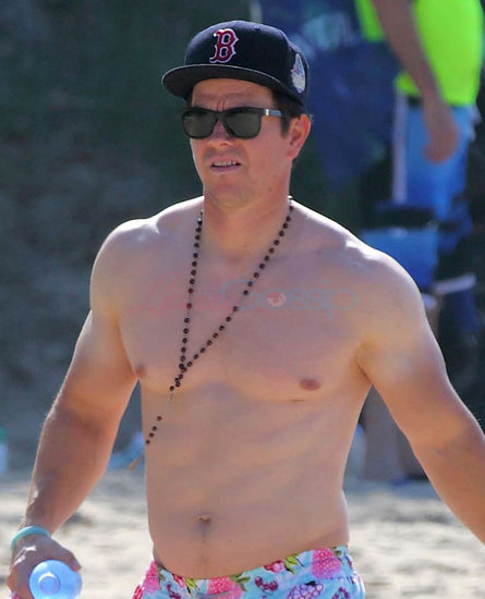 Marky Mark is the MOST MAN in Daddy's Home