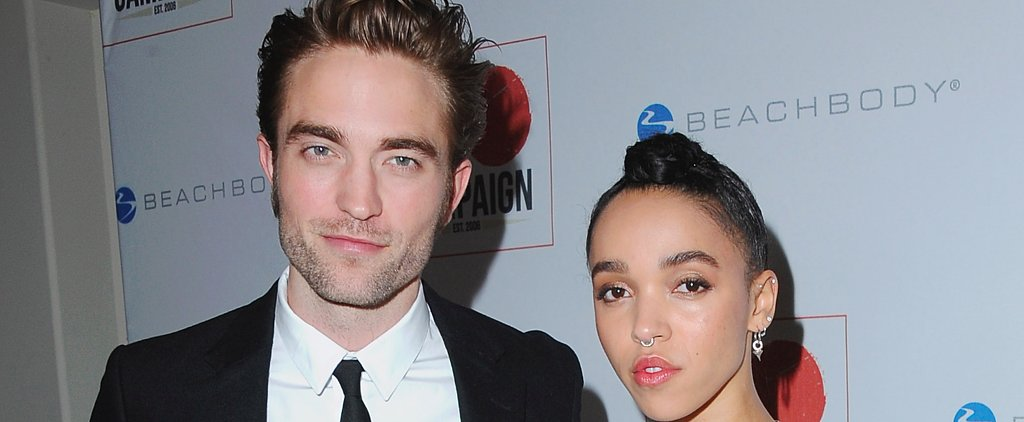 Robert Pattinson and FKA Twigs Spend the Holidays Together at Home