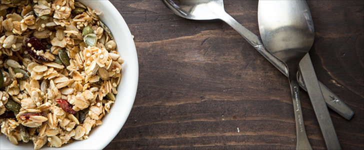 This Nut-Free Granola Is All We Want For Breakfast