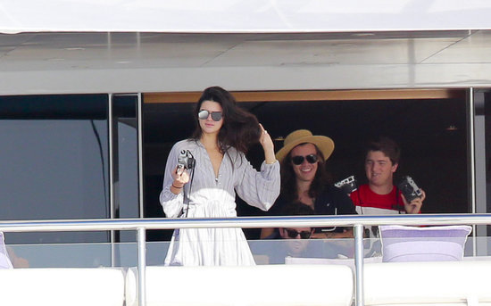 Kendall Jenner and Harry Styles Are Having a Not-So-Secret Romance