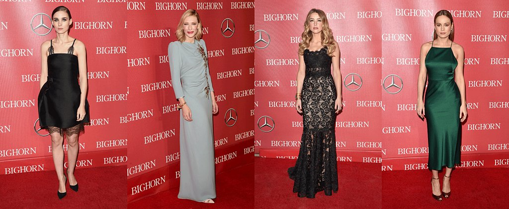 Our Fashion Favourites Are Sizzling at the Palm Springs Film Festival