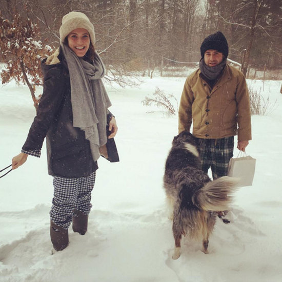 Mandy Moore's Maine Vacation With New Boyfriend