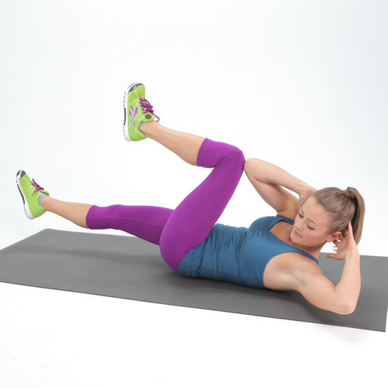 How to Do Bicycle Crunches