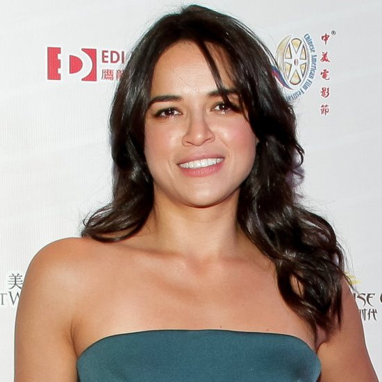 Michelle Rodriguez Flashes Her Armpit Hair in New Vacation Photos