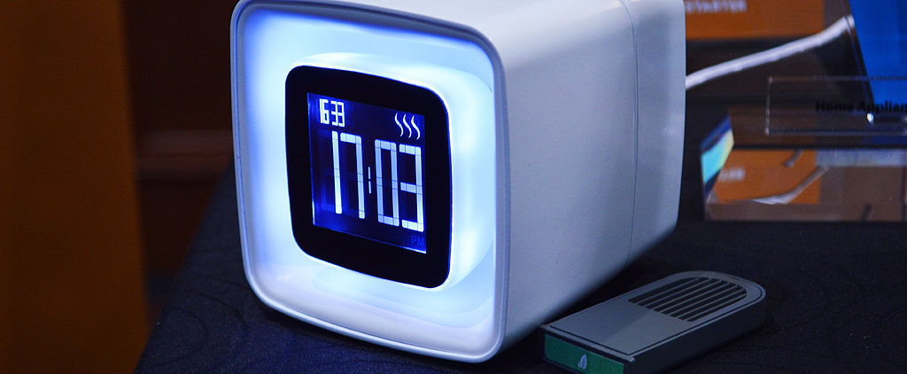 An Alarm Clock That Wakes You Up With Smells Actually Exists