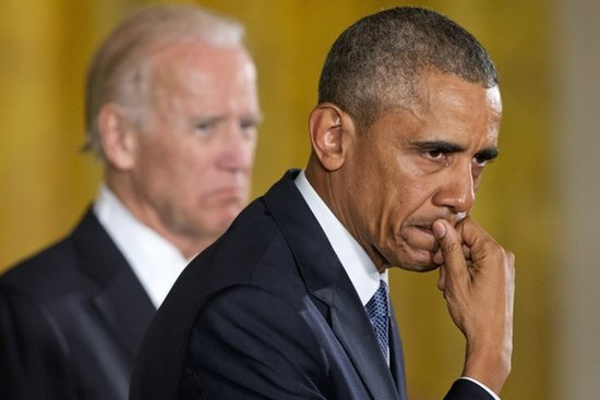 Obama Cries at Memory of Sandy Hook While Announcing Gun Control Executive Actions