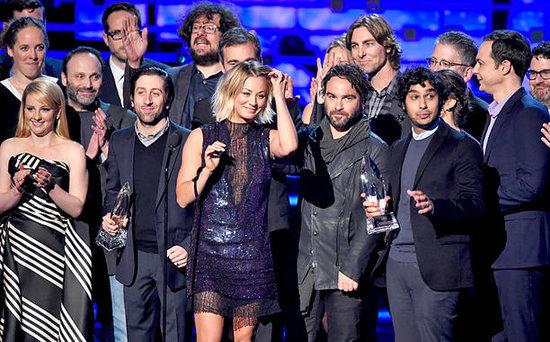 FROM EW: People's Choice Awards 2016 Full Winners List