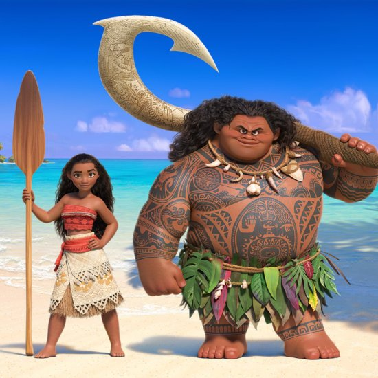 Moana Sneak Peek Video