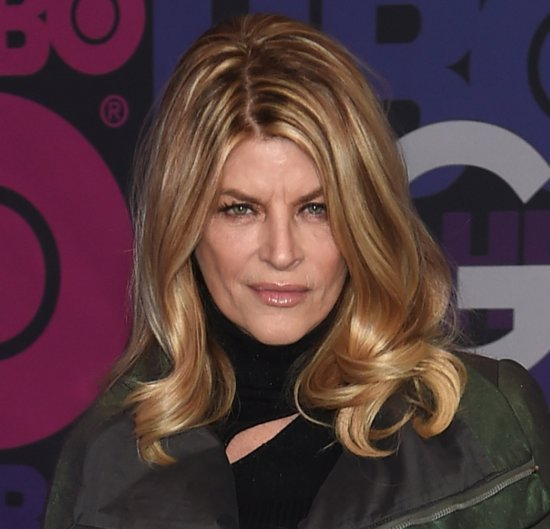 Kirstie Alley Says Jennifer Lawrence Inspired Her New Makeover