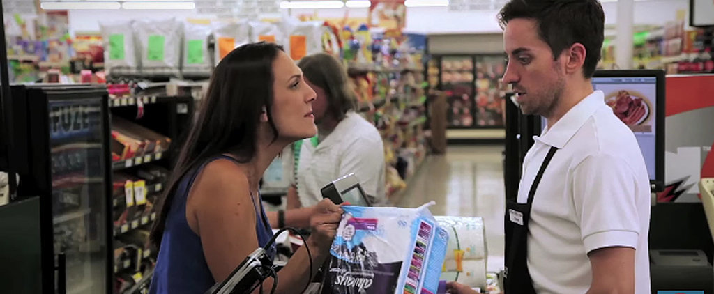 This Video Is a Must See If You've Ever Felt Judged For What's in Your Shopping Cart
